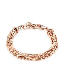 305882 - Bronzo Italia Spiga 24cm Bracelet