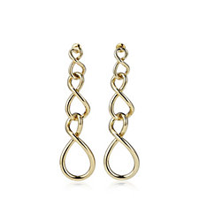 306782 - Roberto by RFM L'Infinito Drop Earrings