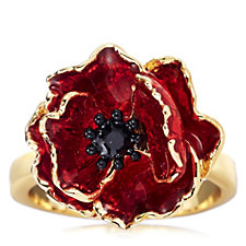 The Poppy Collection Ring by Bill Skinner