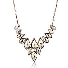 Aurora Swarovski Crystal Gala 52cm Necklace