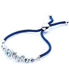 Aurora Swarovski Crystal Effervescent Friendship Bracelet