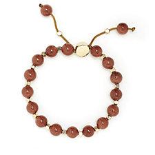 Lola Rose Valerie Semi Precious Slider Bracelet