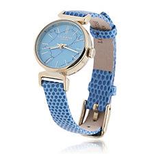 311686 - Lola Rose Semi Precious Gemstone Watch with Leather Strap