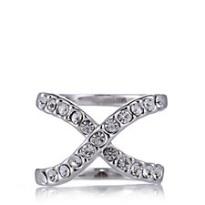 304587 - loveRocks Crystal Kiss Ring