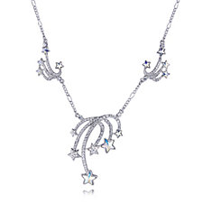 Butler & Wilson Shooting Stars 42cm Necklace