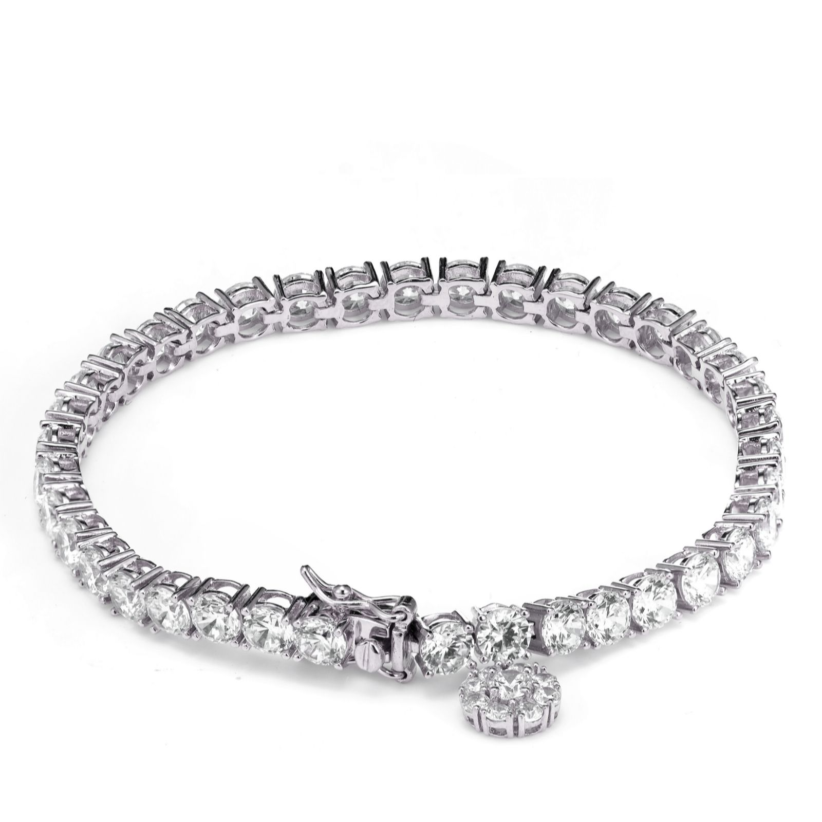tennis photography carat stock bracelet diamond jewelry
