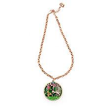 Butler & Wilson Oriental Bird 42cm Necklace