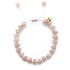 Lola Rose Fierce Elegance Faceted Bead Semi Precious Bracelet
