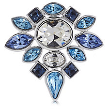 Aurora Swarovski Crystal Brooch