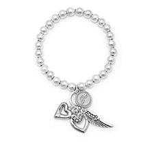 Bibi Bijoux Wing Cluster Ball Bracelet