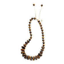 Lola Rose Tahiti Twist Semi Precious Short 42cm Necklace