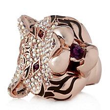 JM by Julien Macdonald Safari Collection Tiger Ring
