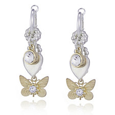 Bibi Bijoux Hoop & Charm Earrings
