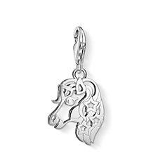 Thomas Sabo Charm Club Unicorn Charm Sterling Silver