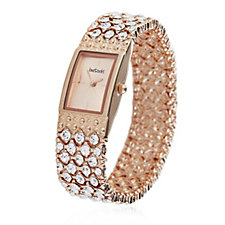 305291 - loveRocks Crystal Stretch Bracelet Watch