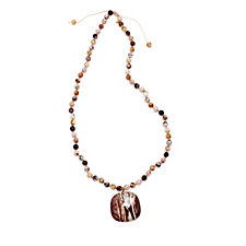 Lola Rose Yasmina Semi Precious 74cm Necklace
