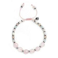 Lola Rose Sloane Square Semi Precious Adjustable Bracelet