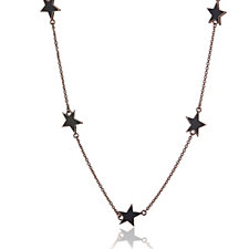 JM by Julien Macdonald Signature Star 100cm Necklace