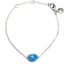 Lola Rose Eaton Square Semi Precious Bracelet