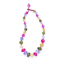 Lola Rose Nylah Semi Precious 48cm Necklace