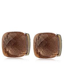 Rosalie Firenze Small Stud Earrings Stainless Steel