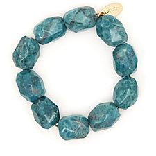 Lola Rose Amba Semi Precious Tumble Bead Bracelet