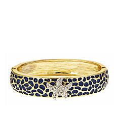 Fornash Enamel Starfish Bracelet