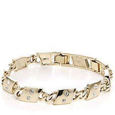 Princess Grace Collection Happy Baby Bracelet