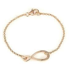 Bronzo Italia Infinity 19cm Bracelet