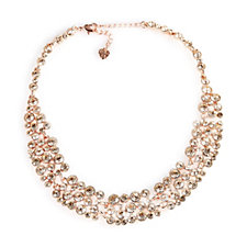 305298 - loveRocks Crystal Bubble 37cm Necklace with Extender