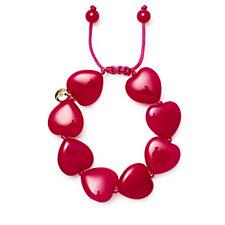 Lola Rose Rubik Heart Semi Precious Bracelet