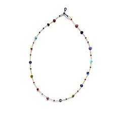Murano Glass 60cm Glasses Ribbon