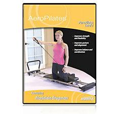 AeroPilates Pure Level 2 Workout DVD