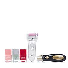 Emjoi Pedi & Micro Nail Gift Set