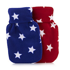 Vagabond 2 Mini Hot Water Bottles with Cover