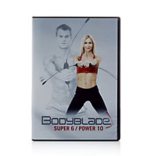 Bodyblade Super 6 Power 10 DVD Set