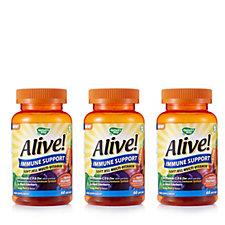 Alive! Immune Support Multivitamin Jell