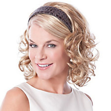 Toni Brattin's Hair Fabulous Headband Fall Curls
