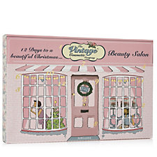 Vintage Cosmetic Company 12 Days To A Beautiful Christmas