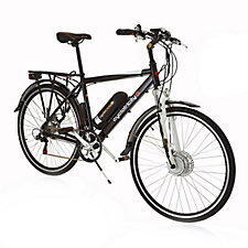 Cyclotricity Revolver 250W 11Ah Crossbar eBike with Bag & Lights