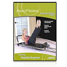 AeroPilates Integrated Workout Level 2 DVD