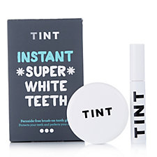 Tint Instant White Tooth Gloss