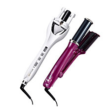 Instyler Tulip Auto Curler & Ionic Rotating Iron