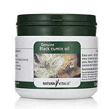 Natura Vitalis Black Cumin Oil 500 Capsules