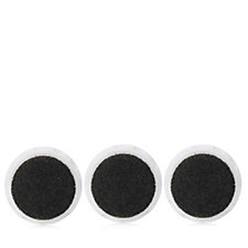 Magnitone Pedi Buff Head Set of 3