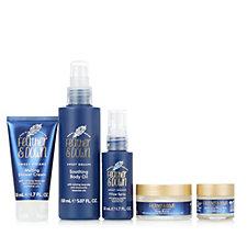 Feather & Down Sleep Essentials & Body Oil Gift Set