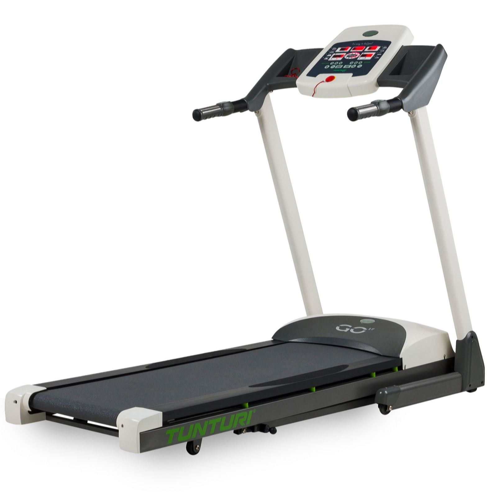 Tunturi Go Run 10 Motorised Folding Treadmill - 401253