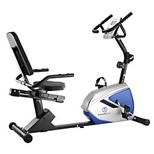 Marcy Azure Recumbent Exercise Bike