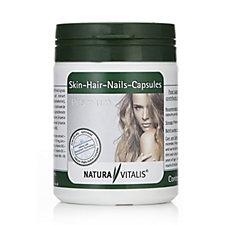 Natura Vitalis Skin Hair Nails Premium 180 Capsules