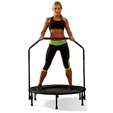 Marcy Foldable Fitness Trampoline And Rebounder
